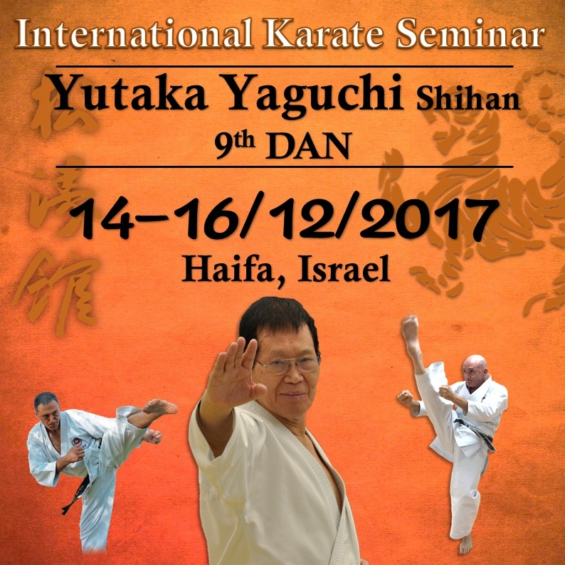 Master Yaguchi Semminar - Israel - 12.2017[11142]
