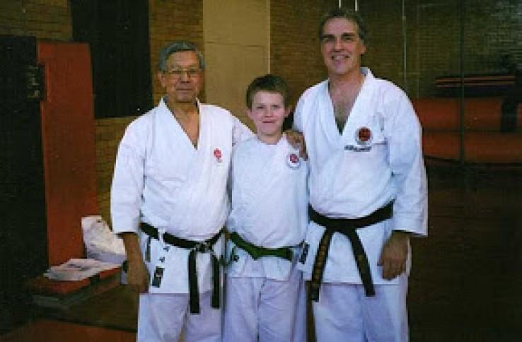 Okazaki Sam and me2