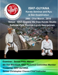 Karate March 2019 Grading(1)