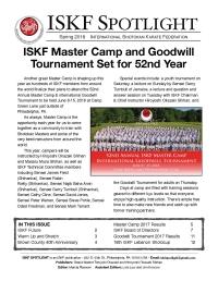 2018 ISKF Spotlight Spring 2018 (1)_Page_01