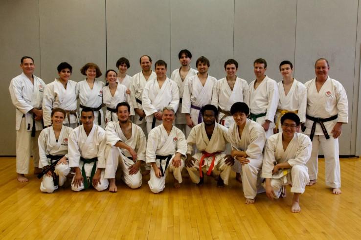 UVA Karate club
